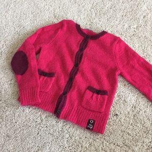Jean bourget sweater